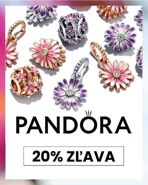 PANDORA -20% AKCIA