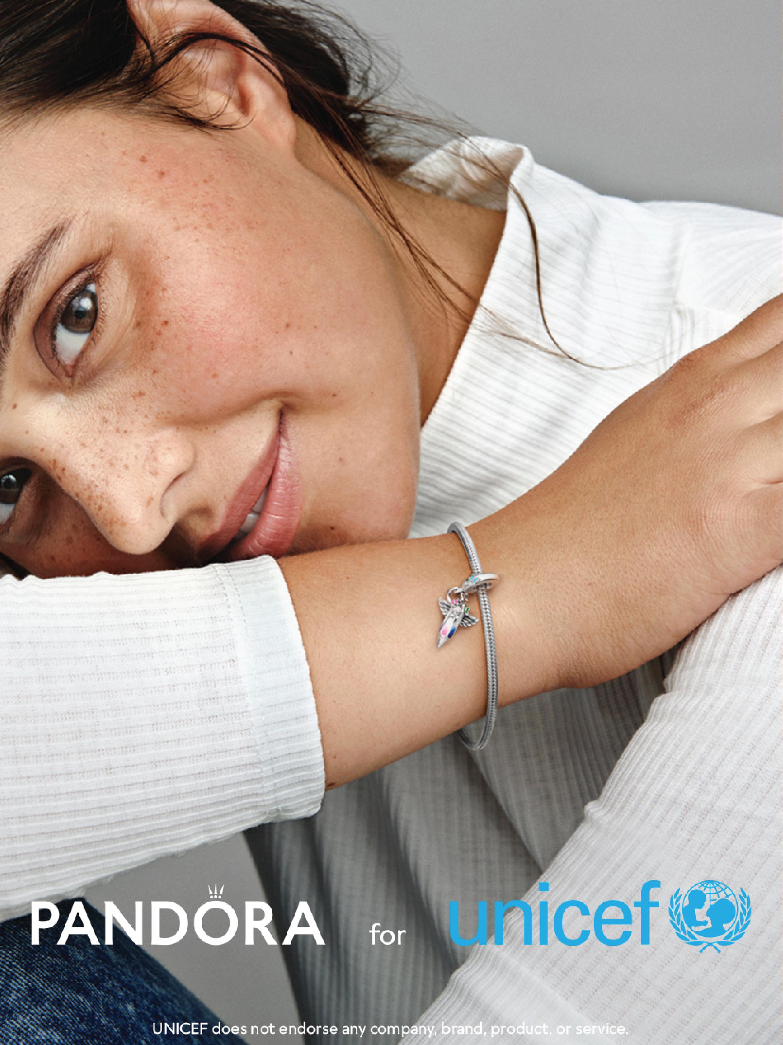 PR�VESKY PANDORA X UNICEF
